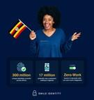 Smile Identity accélère son expansion en Afrique en ajoutant l'Ouganda à sa liste toujours plus longue des pays couverts par ses outils de vérification d'identité et de KYC axés sur l'Afrique