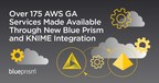 Blue Prism Expands AWS Relationship with Availability of 175+ AWS ...