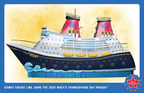 Disney Cruise Line Sets Sail on Streets of New York City with...