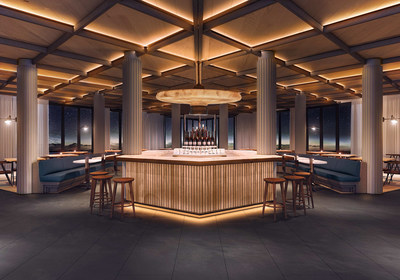 Tides, the signature restaurant and The Reykjavik EDITION.