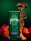 Perrier® presenta lata de edición limitada inspirada en el Día de los Muertos