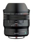 Ricoh Announces HD PENTAX-D FA 21mm F2.4ED Limited DC WR Lens