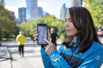 2021 TCS New York City Marathon App Lets Fans Enjoy a Hybrid