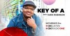 塔里克·罗宾逊被任命为CBC第一广播电台的新制作人和主持人