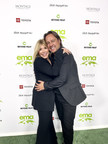 Rare Car Enthusiast and Hair Care Icon, Angus Mitchell, Hosts EMA's Green Carpet Environmental Media Awards at Gearbox LA