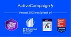 ActiveCampaign Cements its Place as a Top SaaS Employer, Named to ...