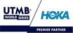 UTMB® World Series welcomes HOKA® as Premier Technical Footwear and Apparel Partner