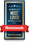 ChenMed Named To Newsweek's List Of The Most Loved Workplaces For 2021, Placing First In The Healthcare Category