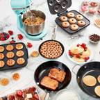 Delish and Dash Unveil New Kitchen Line, Offering Style and Convenience for Foodies Everywhere
