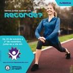 Merck busca conquistar um recorde mundial do GUINNESS WORLD RECORDS™ na América Latina, no âmbito de sua campanha de conscientização sobre pré-diabetes