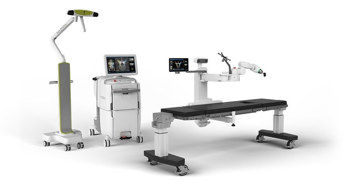 美敦力加拿大宣布le lancequalitycommercial de Mazor(MC) X, la première platform forme dédiée à la chirurgie du rachis robotisée au Canada