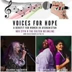 """温哥华慈善音乐会""""希望之声""""为阿富汗妇女和女孩提供紧急援助"""