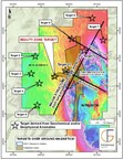 Freeman Gold Reports on the Beauty Zone - A High Grade Gold Target Adjacent to Lemhi Gold Resource
