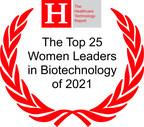 Qiutang Li, Neurophth CSO, Named Top 25 Women Leaders in Biotechnology 2021
