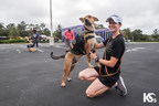Stryker Culminates Minor League Baseball Activation With $55,474 Donation To K9s For Warriors