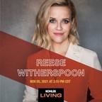 Reese Witherspoon To Speak at Kohler Living