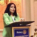 Riti Grover Led Kanawha County Public Library to Establish the First Popup Library of the State at the Ronald McDonald House in Kanawha County