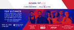 Movement Live by Michelob ULTRA Returns for First-Ever Global, Hybrid Workout Event Series, Joined by Becky G with Live Music by Zedd
