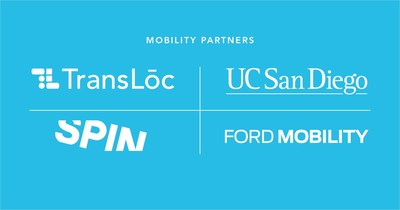 University of California San Diego Launches Comprehensive Mobility Services Powered by Ford-owned Spin and TransLoc