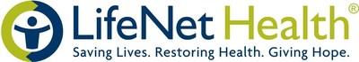 LifeNet Health logo.