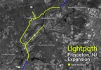 Lightpath Announces Entrance into Princeton, New Jersey Connectivity Market