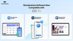 Wondershare和新的iOS 15: Better Together