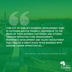 City of Dublin, Ohio Receives Accreditation From International Economic Development Council