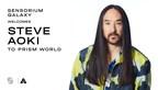 Award-winning DJ and Producer Steve Aoki Joins Sensorium Galaxy Metaverse