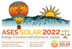 A Message from the National Solar Conference Chair