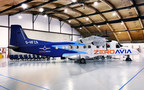 First commercial hydrogen-electric flight between London and...