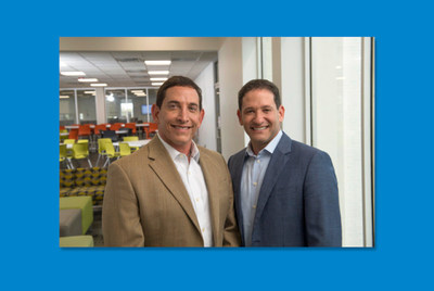 (L to R) Florida Trend named brothers, Michael and David Miller, to its annual Florida 500 list. The brothers co-founded Brightway Insurance in Jacksonville, Florida, and started franchising in 2008. Today, the company has more than 300 locations in 26 states.