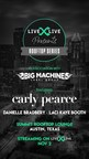 """LiveXLive  Partners With Big Machine Label Group To Launch The 71st Version Of LiveXLive Presents With Carly Pearce's Premiere Performance Of """"29: Written In Stone"""" Album At The Summit In Austin, Texas"""