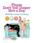 Children's book author, Michelle Lander Feinberg, receives national recognition through the NYC Big Book Award® for the Cooper the Dog series