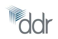 DDR Logo. (PRNewsFoto/DDR Corp.)