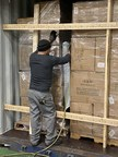 National Air Cargo Holdings, Inc. partners with 'Food For The Poor' to send medical relief supplies to Jamaica & Haiti