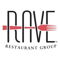 RAVE Restaurant Group (PRNewsFoto/RAVE Restaurant Group) (PRNewsFoto/RAVE Restaurant Group)