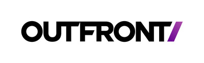 OUTFRONT Media Logo. (PRNewsFoto/OUTFRONT Media Inc.) (PRNewsFoto/OUTFRONT Media Inc.)