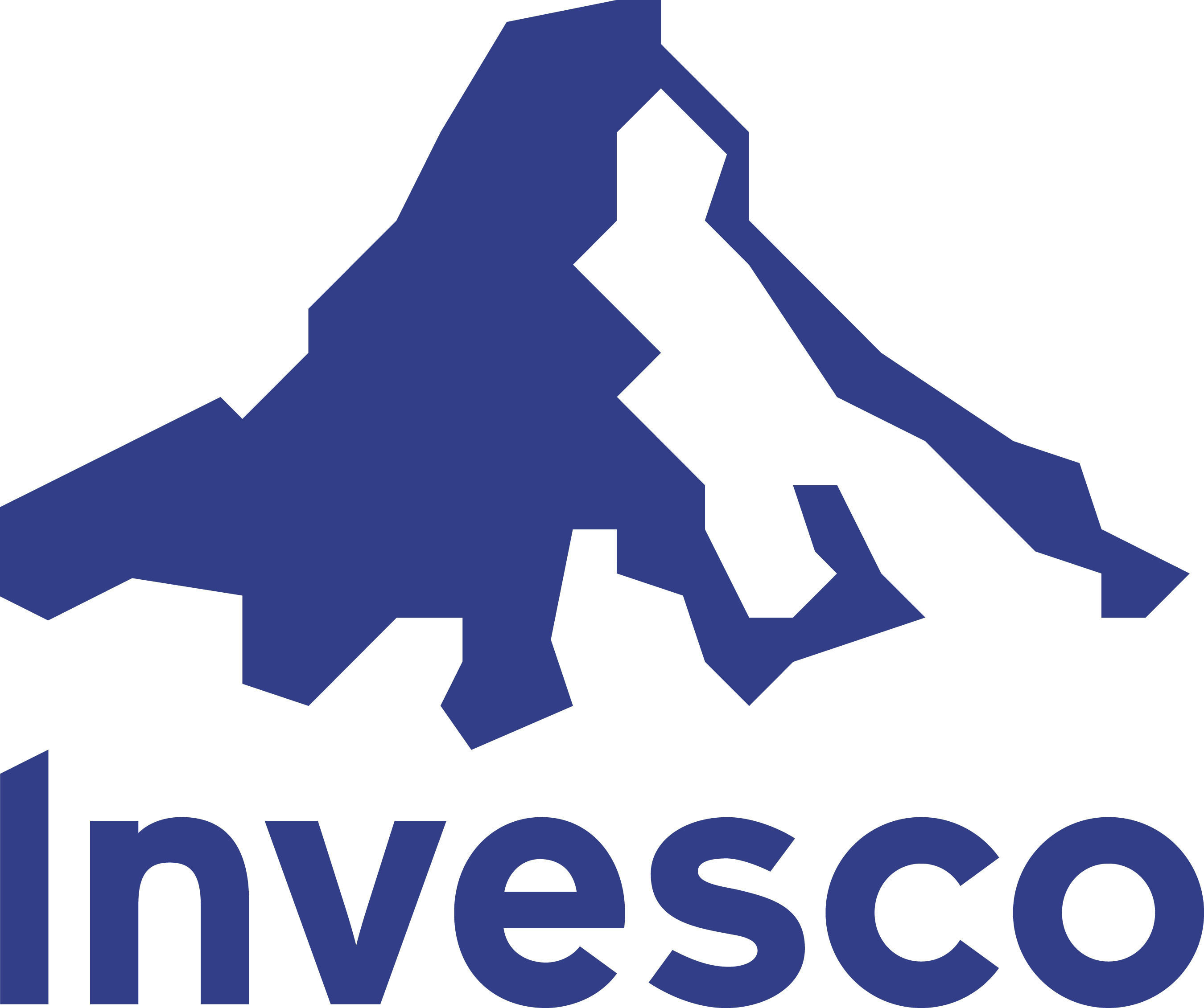 Invesco Ltd. logo. (PRNewsFoto/Invesco, Chris Wilson)