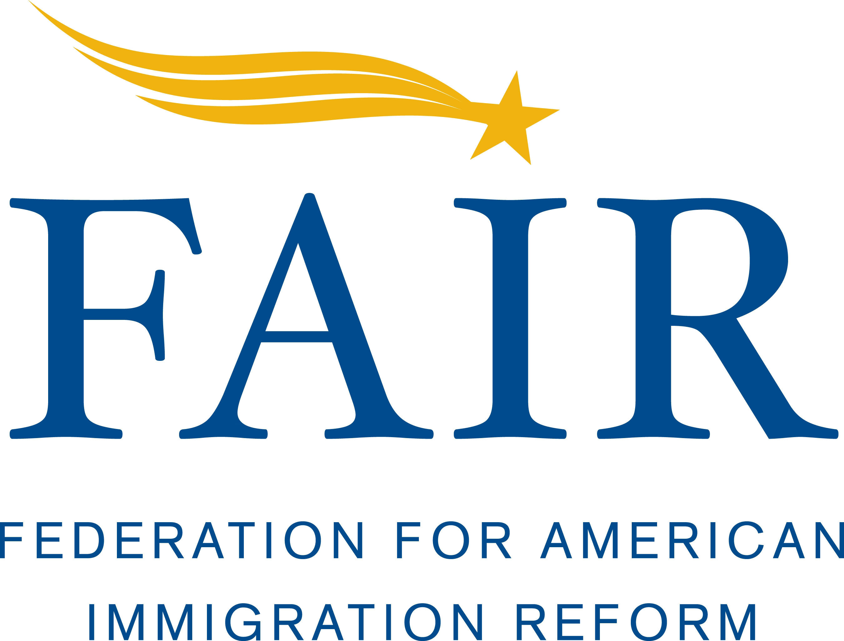 The Federation for American Immigration Reform (FAIR) is a national, nonprofit, public-interest, membership organization of concerned citizens who share a common belief that our nation's immigration policies must be reformed to serve the national interest. Visit FAIR's website at  www.fairus.org . (PRNewsFoto/FAIR)