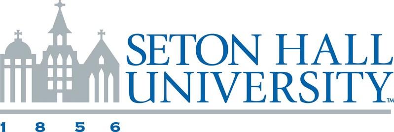 Seton Hall University (PRNewsFoto/Hackensack University Health...) (PRNewsfoto/Hackensack Meridian School of...)