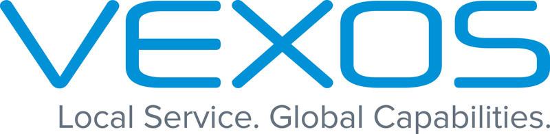 Vexos Logo www.vexos.com (PRNewsFoto/Vexos) (PRNewsFoto/Vexos)