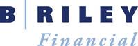 B. Riley Financial logo (PRNewsFoto/B. Riley Financial, Inc.) (PRNewsFoto/B. Riley Financial, Inc.)