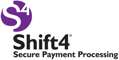Shift4 is dedicated to maintaining the trust of more than 24,000 merchants who rely on their DOLLARS ON THE NET(R) payment gateway to process upwards of half a billion credit, debit, and gift card transactions each year. Shift4's commitment to innovation keeps them at the forefront of emerging technologies including P2PE, mobile payments, EMV, and tokenization. Shift4 helps businesses secure the lowest possible payment processing rates and protect their brands by securing their customers' card data. (PRNewsFoto/Shift4 Corporation) (PRNewsFoto/Shift4 Corporation)