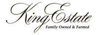 King Estate Winery logo (PRNewsFoto/King Estate Winery)