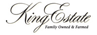 King Estate Winery logo (PRNewsFoto/King Estate Winery)