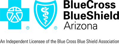 Blue Cross Blue Shield of Arizona logo (PRNewsFoto/Blue Cross Blue Shield of Ari...)