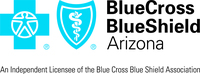Blue Cross Blue Shield of Arizona logo (PRNewsFoto/Blue Cross Blue Shield of Ari...) (PRNewsFoto/Blue Cross Blue Shield of Ari...)