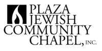 Plaza's logo (PRNewsFoto/Plaza Jewish Community Chapel) (PRNewsFoto/Plaza Jewish Community Chapel)