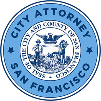 San Francisco City Attorney's Office's official seal. Dennis Herrera, City Attorney. (PRNewsFoto/City Attorney of San Francisco)