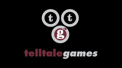 Telltale Games (logo) For more information follow @Telltalegames on Twitter (PRNewsFoto/Telltale, Inc.)